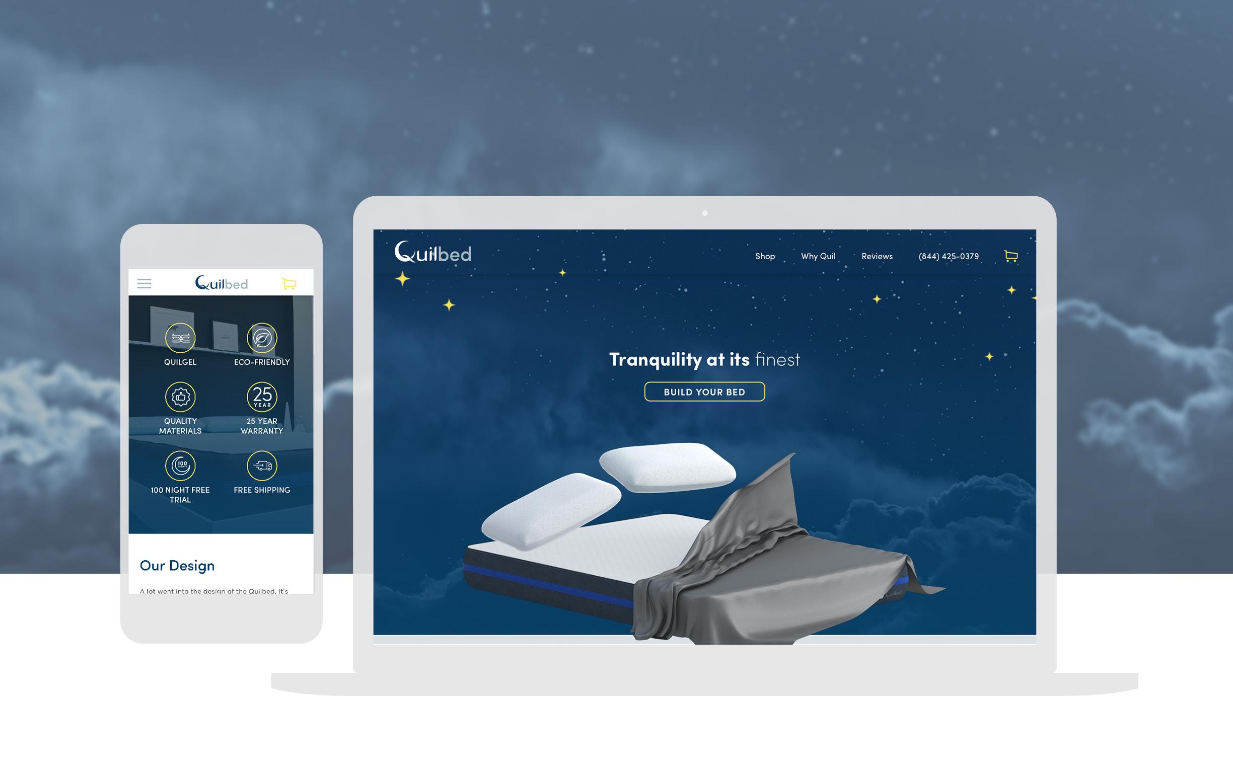 Cassandra Bryan Design Wichita Kansas Website Design Developement Quilbed Full Width