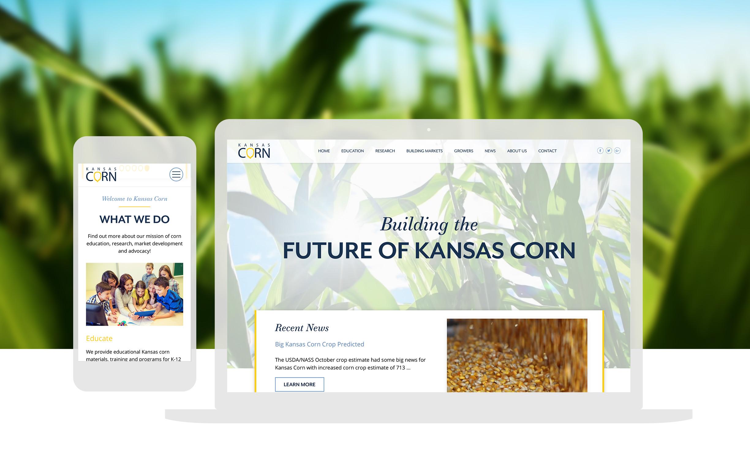 Cassandra Bryan Design Wichita Ks Manufacturing KS Corn Full Width Image