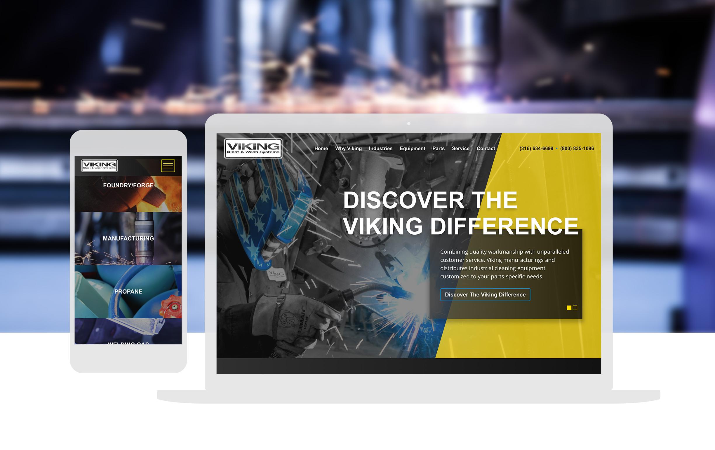Cassandra Bryan Design Wichita Ks Manufacturing Viking Corp Full Width Image