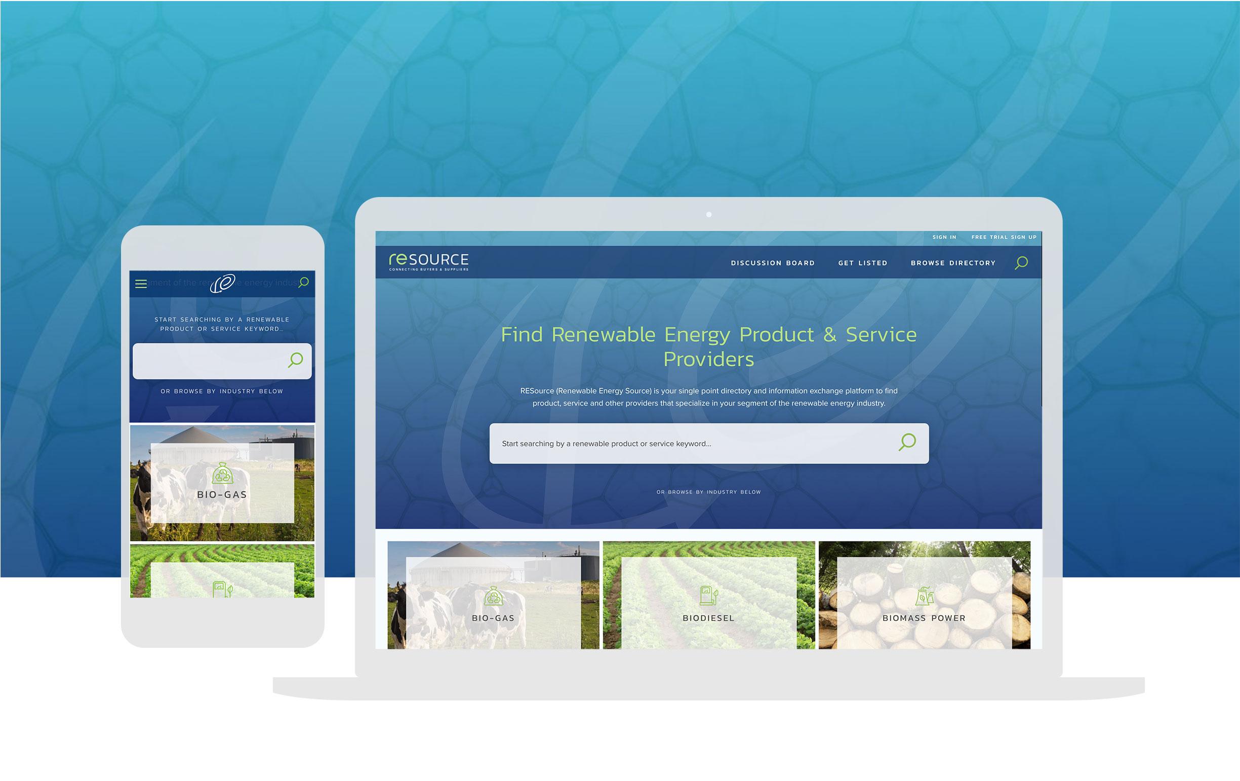 Resource Website Design Development_full Width