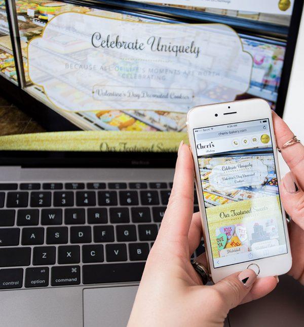 Bakery Responsive Website Design Cbd