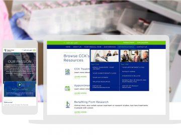 Hospital Custom Website Design Cbd 2