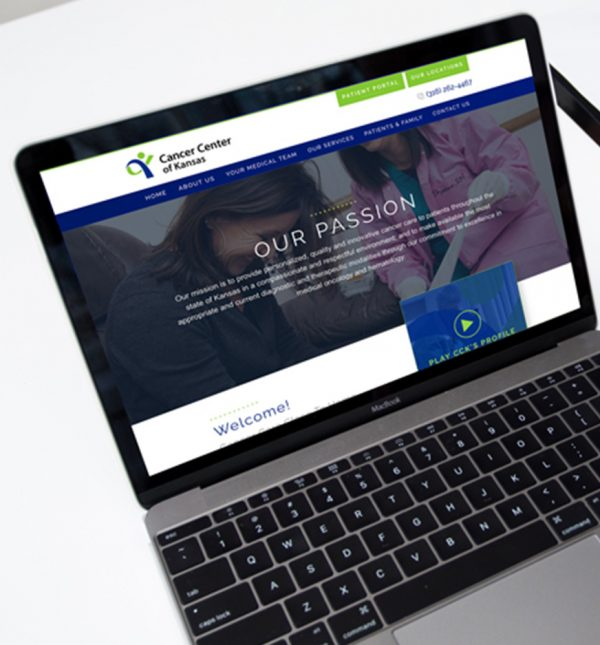 Hospital Custom Website Design Cbd 3