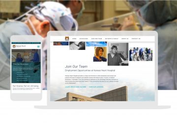 Hospital Website Design Cbd 2