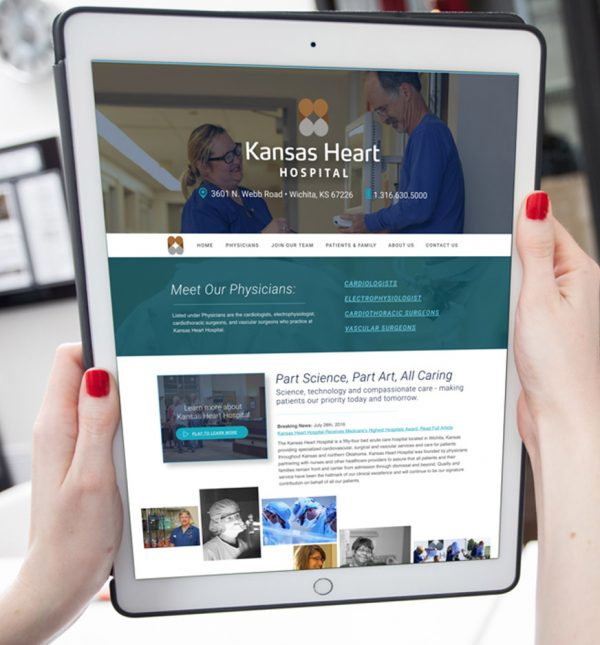 Hospital Website Design Cbd 3