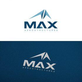 MAX Aerostructures Branding Image 1