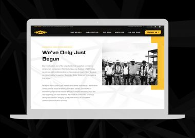 Eby Construction Web Design Wichita Ks Gallery 3