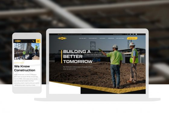 Eby Construction Website Design Cbd Wichita Ks