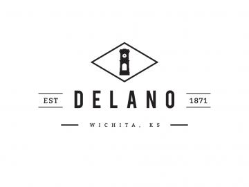 Wichita Website Design History of Delano Logo