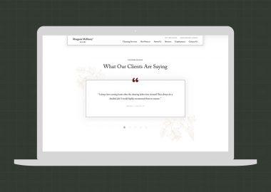 Margaret Mchenry Maids Wichita Ks Web Design