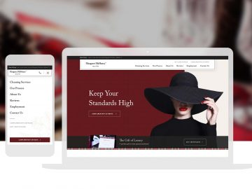 Wichita Website Design Creative Firm Margaret Mchenry Design