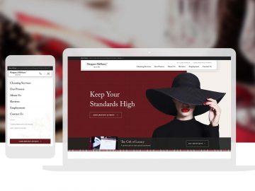 Wichita Website Design Creative Firm Margaret Mchenry Design
