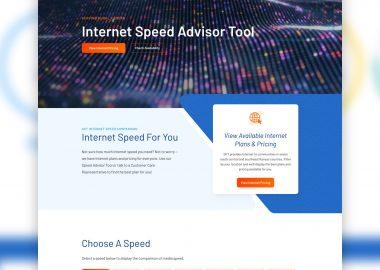 SKT Internet Speed Advisor Tool