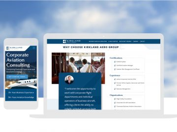Aviation Website Design Development Cbd 2