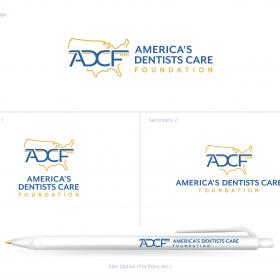 Cassandra Bryan Design Wichita Ks Americas Dentists Care Foundation Branding Image3