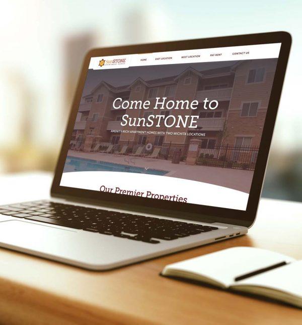 Sunstone Apartments Desktop Mockup(web)