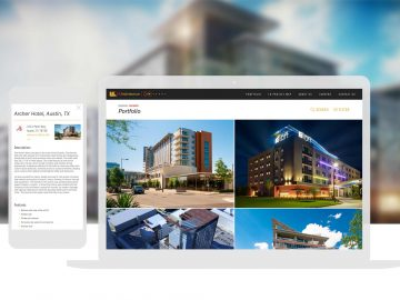 Architecture Website Design Cassandra Bryan Design 1