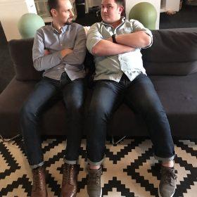 Ryan Thornton and Levi Mabe, cb{d} Wichita