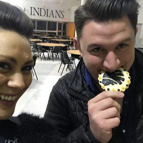 Cassandra Bryan and Levi Mabe, cb{d} Wichita