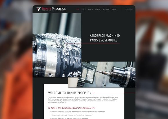 When Should I Redesign My Website Trinity 1 Cassandra Bryan Design