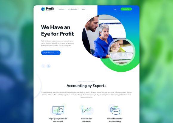 Profit Builders Homepage New