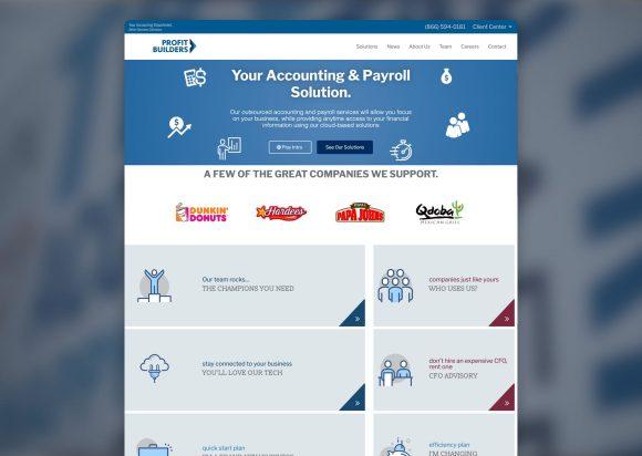 Profit Builders Homepage Old