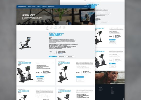 Machines for Home-Old_custom-fitness-website_cassandra-bryan-design