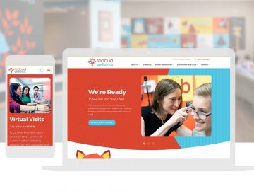 custom pediatrics website design and development_Cassandra Bryan Design_3
