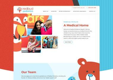 pediatrics-website-design_Cassandra Bryan Design_4