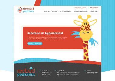 pediatrics-website-design_Cassandra Bryan Design_6
