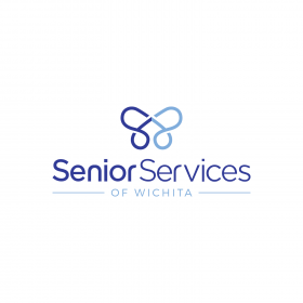 Custom Logo for Senior Services of Wichita_Cassandra Bryan Design