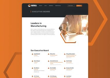 Wichita Manufacturers Association Wichita Ks Web Design 2