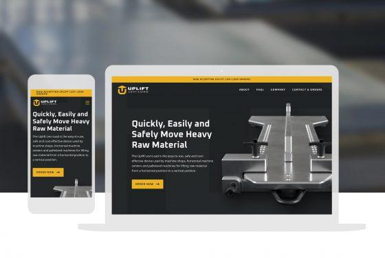 Cassandra Bryan Design Uplift Levi Load Web Design