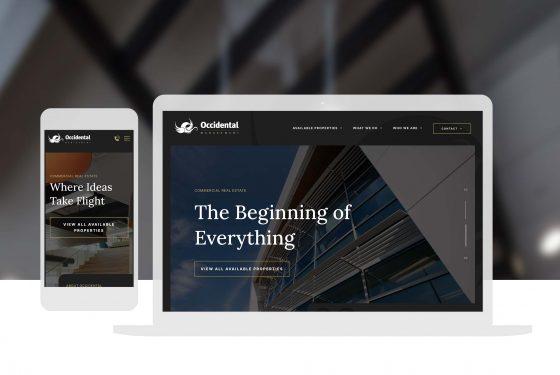 Commercial Real Estate Website Design and Development_Cassandra Bryan Design_3