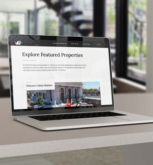 Commercial Real Estate Website Design and Development_Cassandra Bryan Design_2