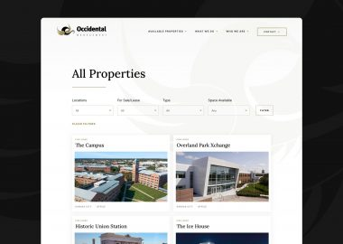 Commercial Real Estate Website Design and Development_Cassandra Bryan Design_4