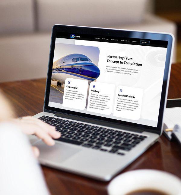 Website Design Wichita Ks Zyxaxis Cbd