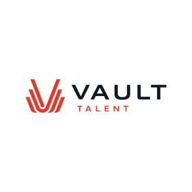 Custom-Logo-Design-for-Vault-Talent_Cassandra-Bryan-Design