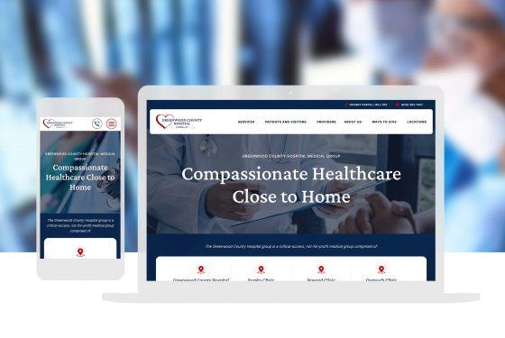 Custom hospital website design and development_cassandra bryan design-3