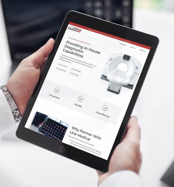 Website Design Wichita Ks Line Medical Cbd