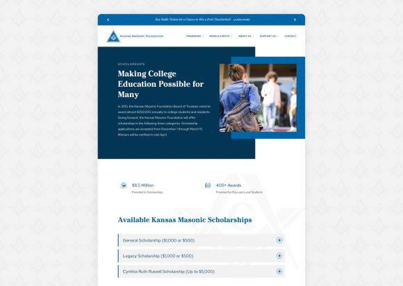 Program Page New